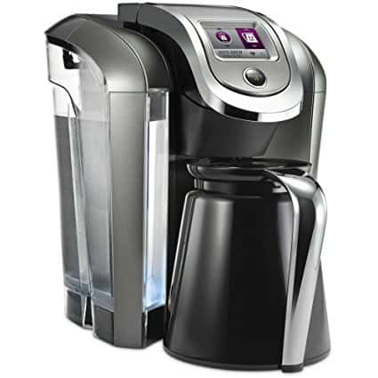 the keurig k575 is an awesome coffee maker