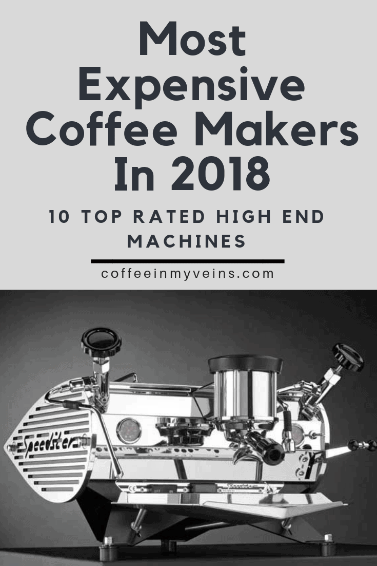 Most Expensive Coffee Makers In 201910 Top Rated High End Machines