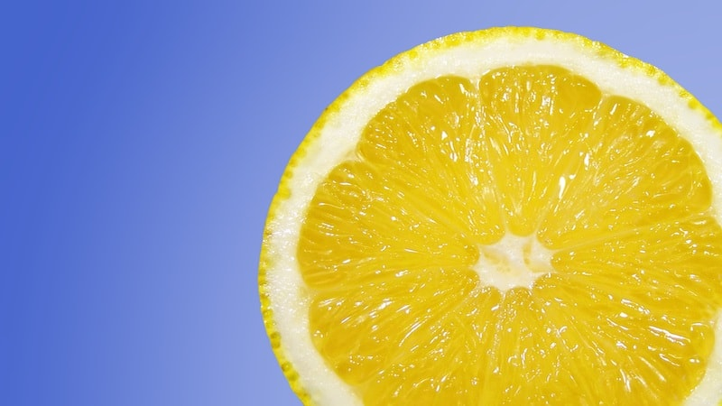 lemon juice is a great natural descaler for coffee makers