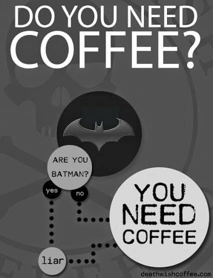 batman coffee