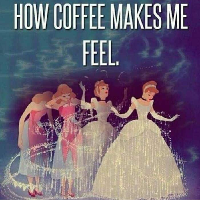 coffee cinderella