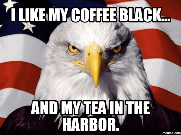 black coffee meme