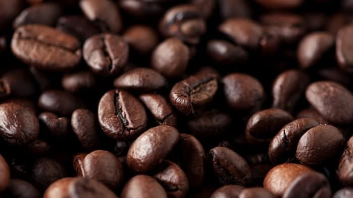 is eating coffee beans a good idea?