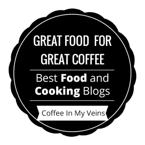 best food and cooking blogs logo