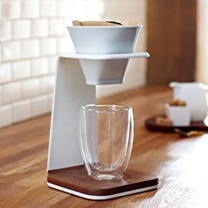 pour over coffee funnel