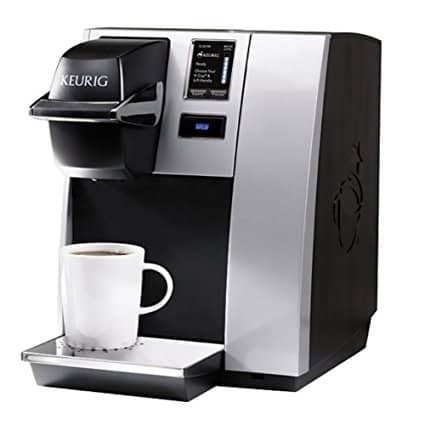 keurig k150 is good for households and large offices