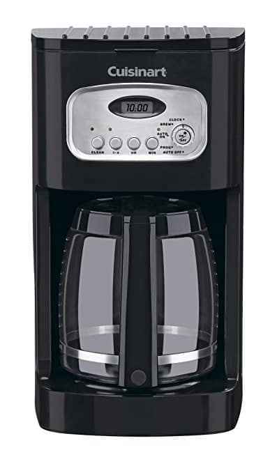 9 cuisinart One Cup Coffee Maker Ratings