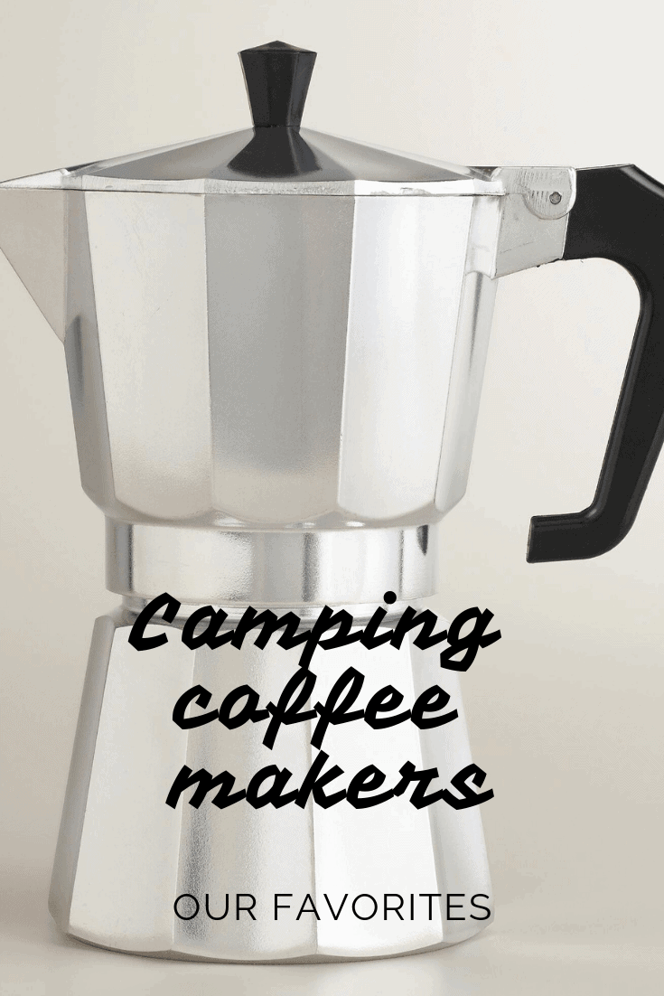 best portable coffee maker pin