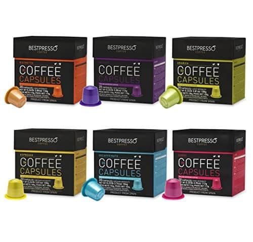 bestpresso-flavors