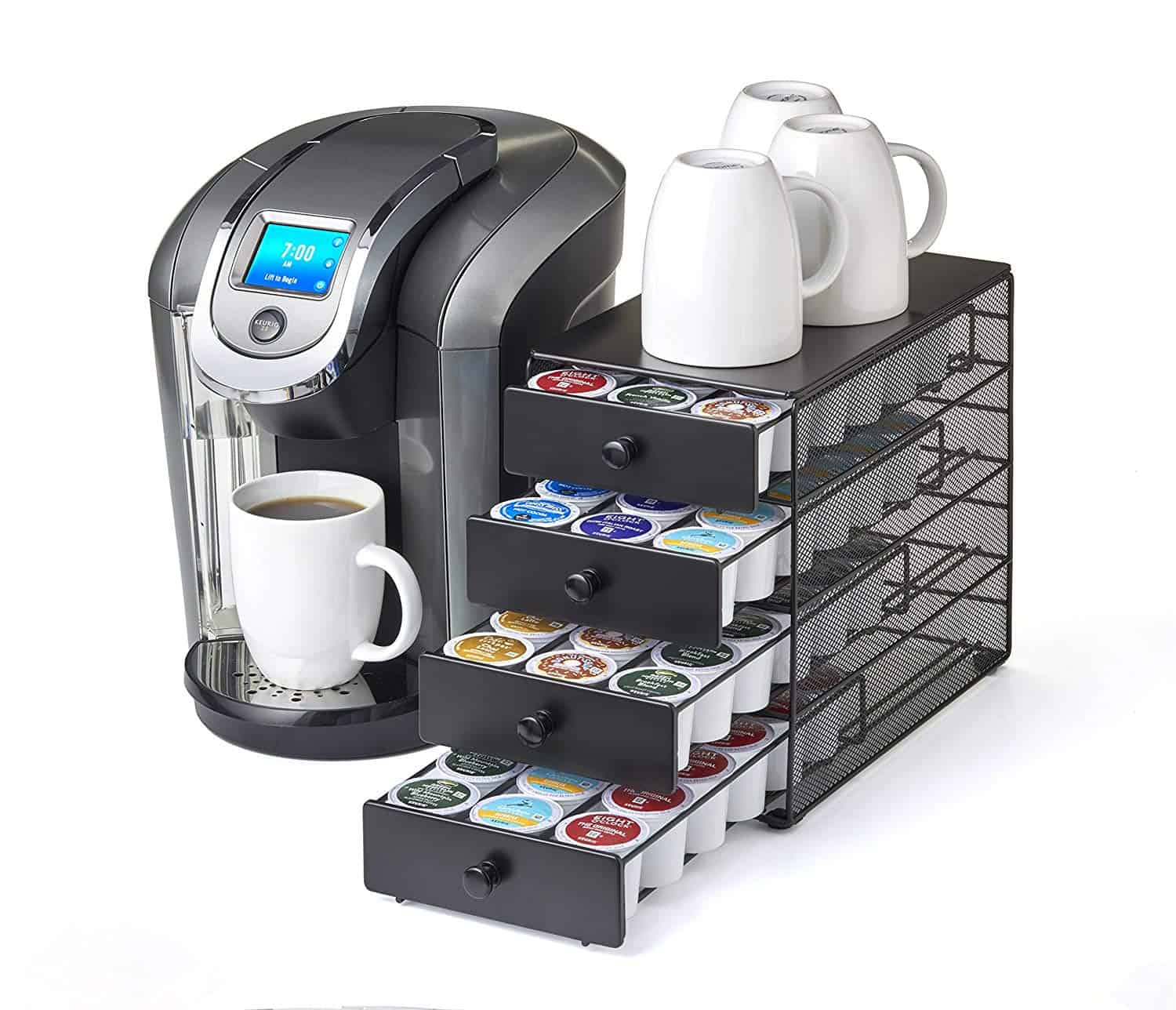 If You Enjoy Having Options And A Variety Of Coffee, Then This Unit Is  Perfect For You. The Flexibility In How You Choose To Sort Your Coffee Is  Just ...