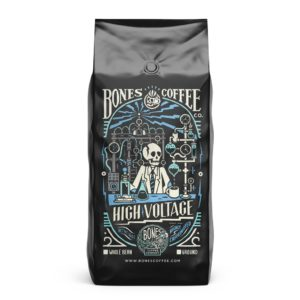 high voltage coffee