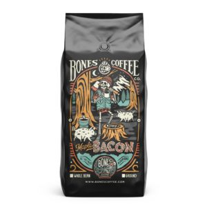 bones coffee review maple bacon