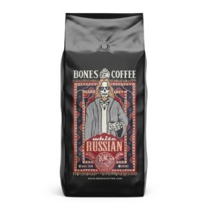 bones coffee white russian