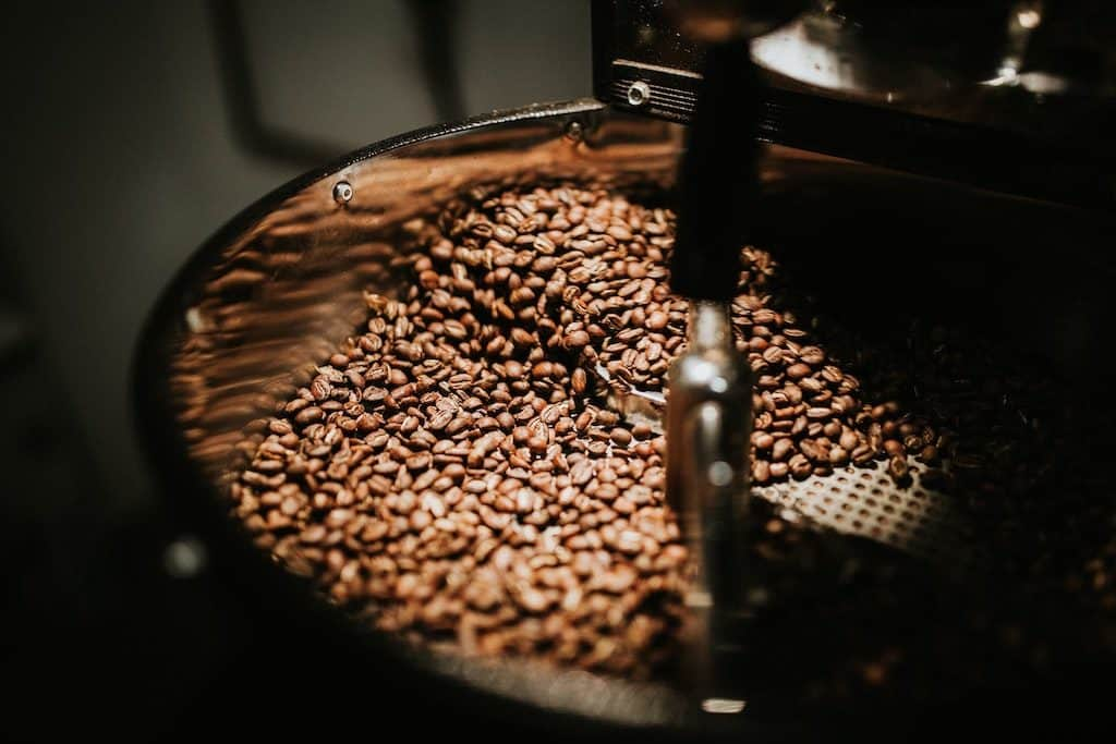 roasted coffee beans last for about 14 days before losing their freshness.