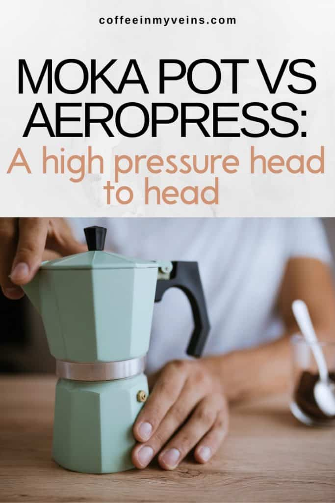 moka pot aeropress pin