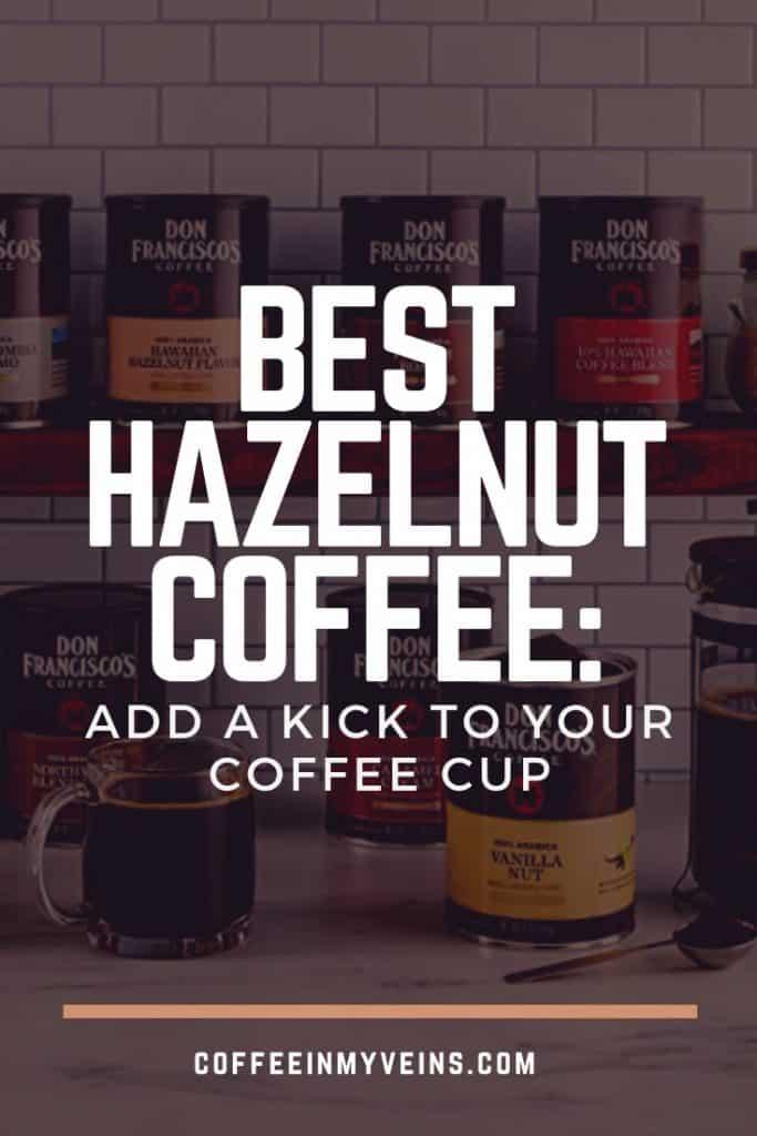 best hazelnut coffee pin