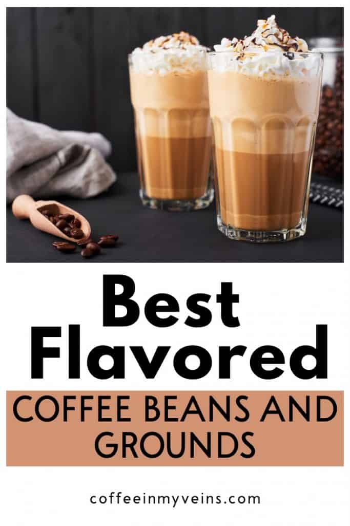 best flavored coffee pin