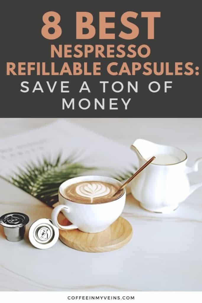 nespresso compatibe capsules pin